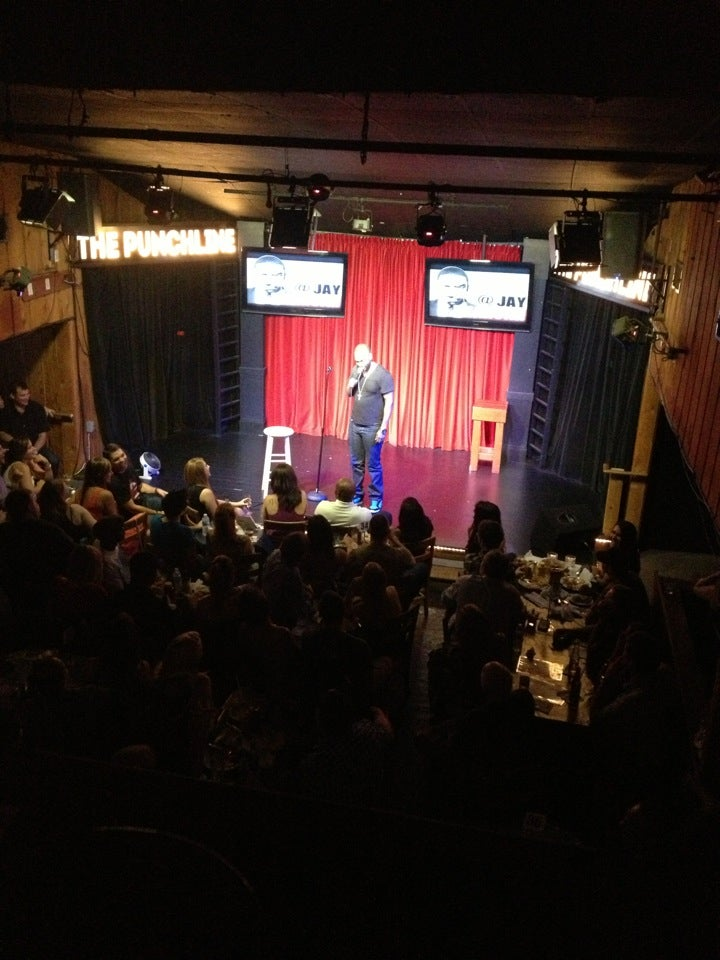Add Brian Scolaro At Punch Line Comedy Club Attractions Activities Restaurants Visitor Information Accommodations What S Nearby