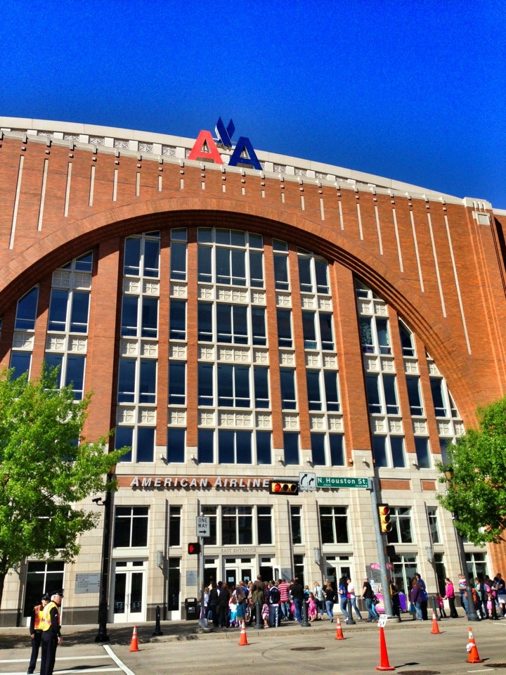 American Airlines Center Dallas Fort Worth Tickets