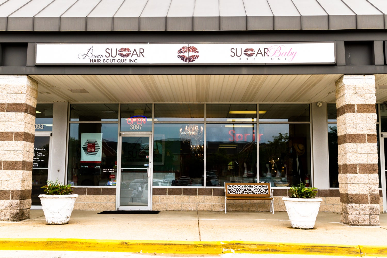 Brown Sugar Hair Boutique,