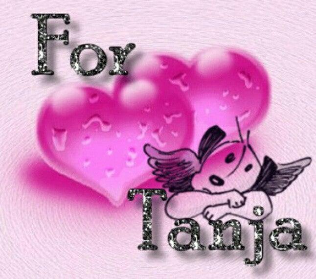Красивые картинки на телефон с именем таня