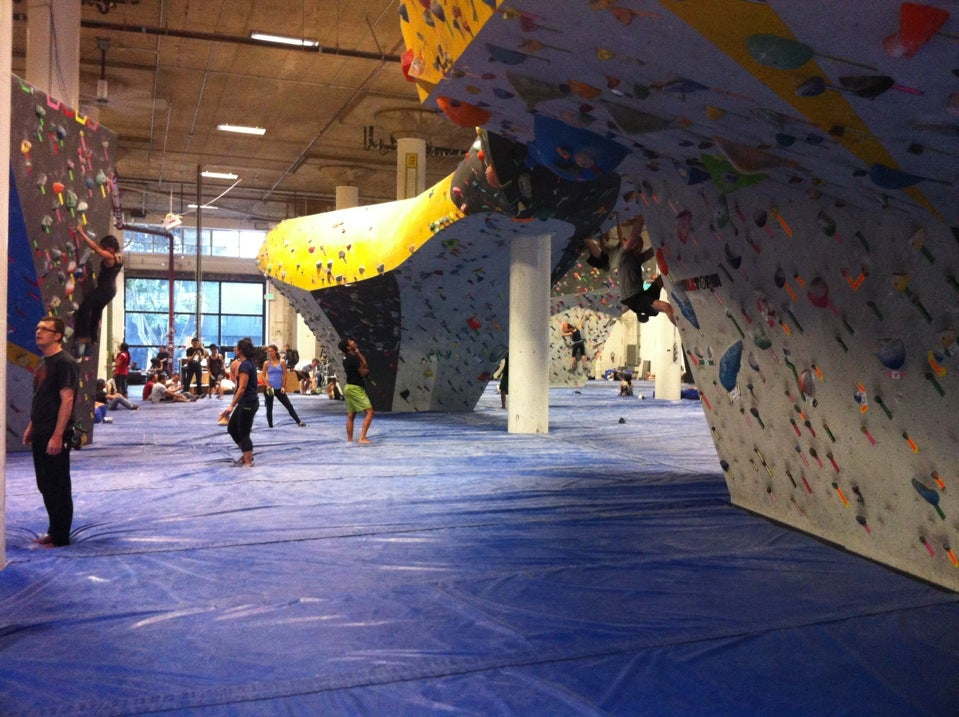 Dogpatch Boulders in San Francisco - Parent Reviews on Winnie