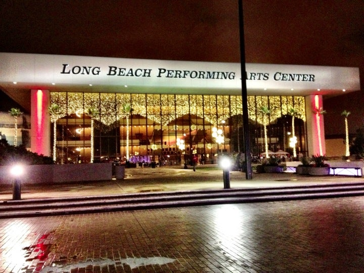 Long beach performing arts center terrace theater los for Terrace theater movies