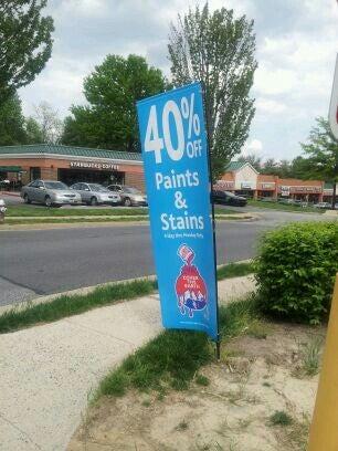 Sherwin-Williams Paint Store,