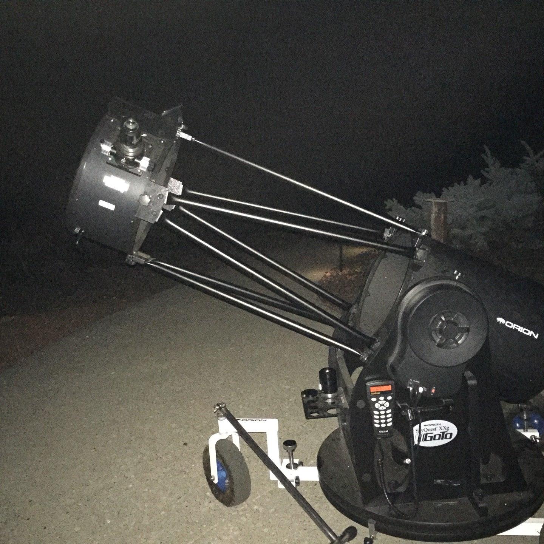 Goldendale Observatory State Park in Goldendale - Parent