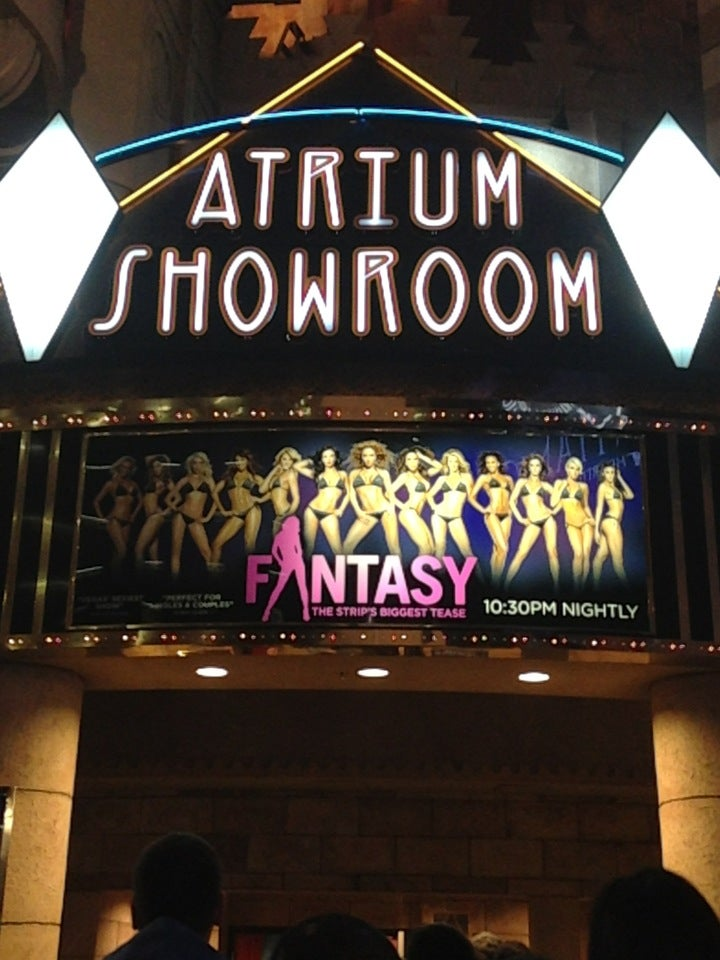 Atrium Showroom at Luxor Hotel and Casino, Las Vegas: Tickets, Schedule, Seating Charts | Goldstar