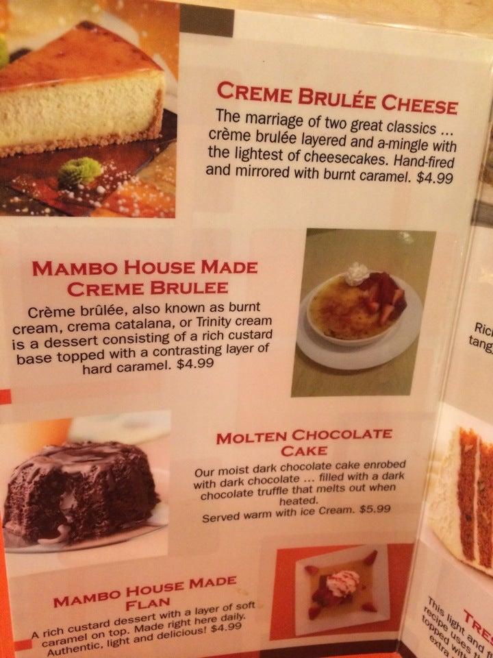Mambo Cafe,