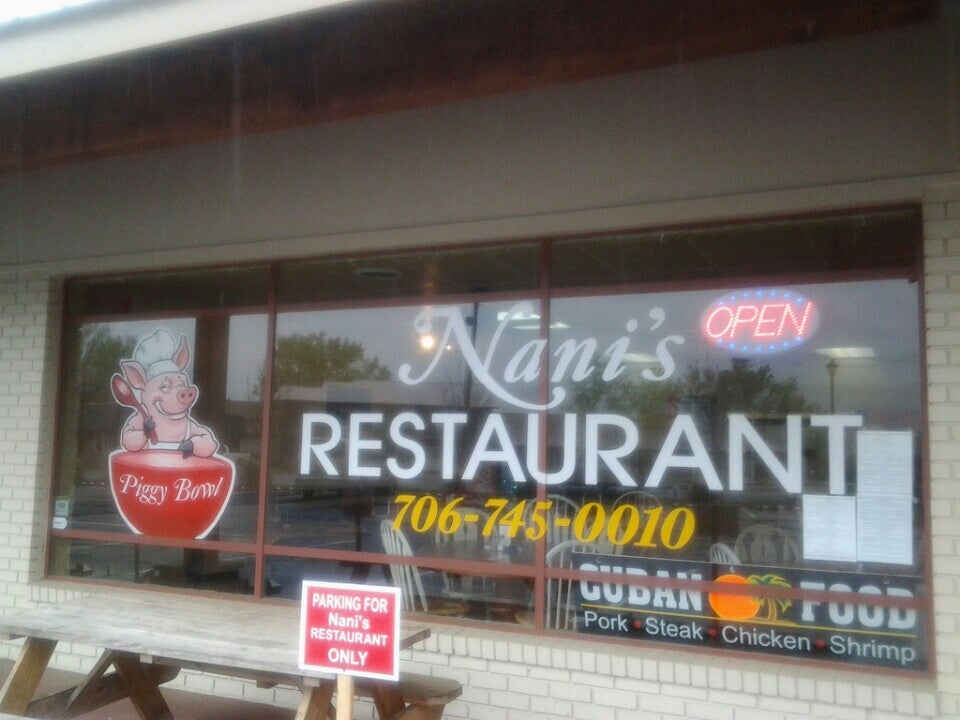 Nani S Restaurant In Blairsville Parent Reviews On Winnie