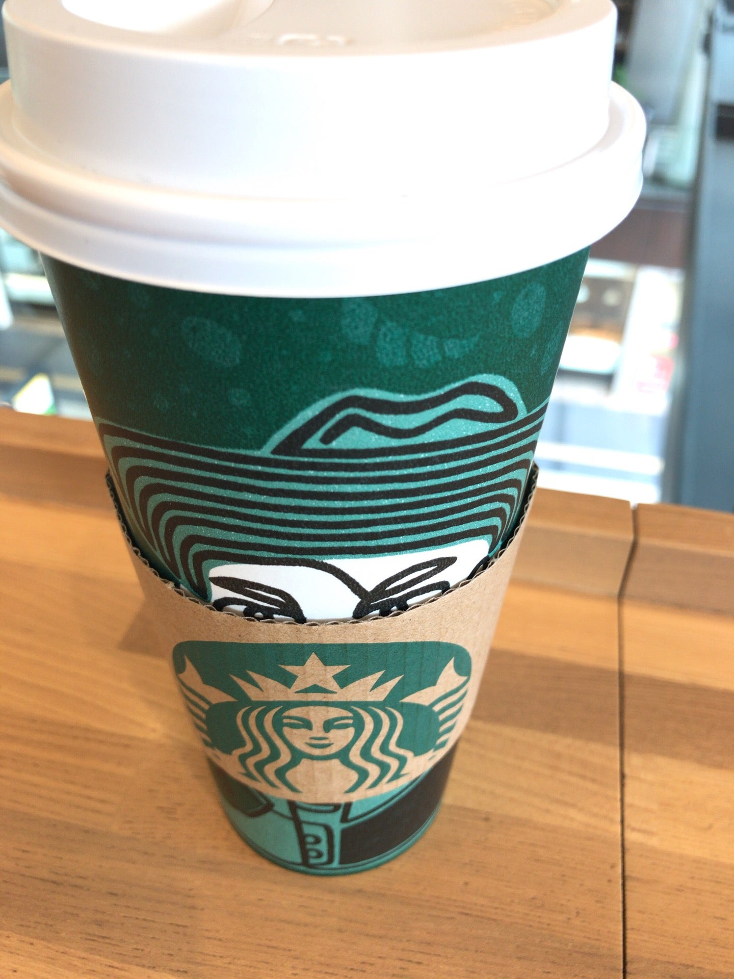 at Starbucks (Starbucks Coffee エスパル仙台東館店)