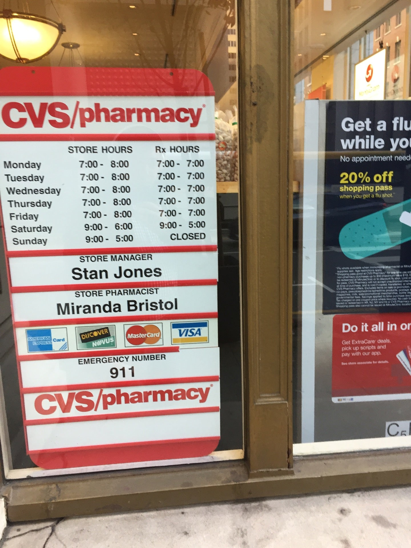 CVS/pharmacy in San Francisco - Parent Reviews on Winnie