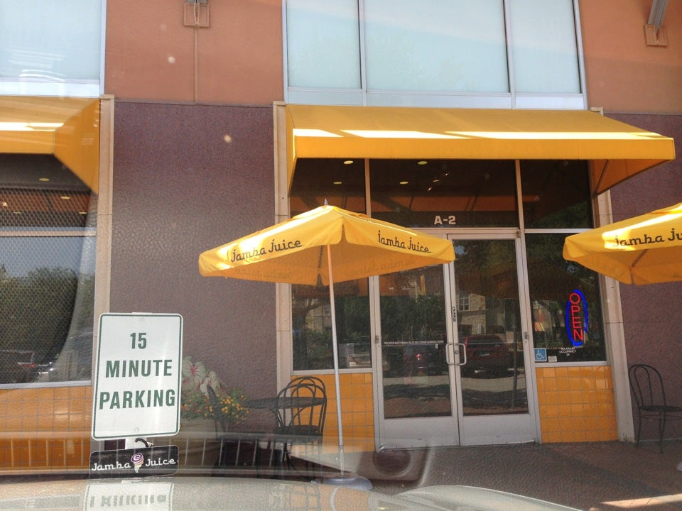 Jamba Juice The Shops At Legacy In Plano Parent Reviews On
