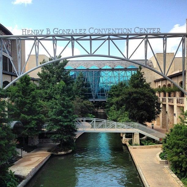 The Henry B Gonzalez Convention Center San Antonio