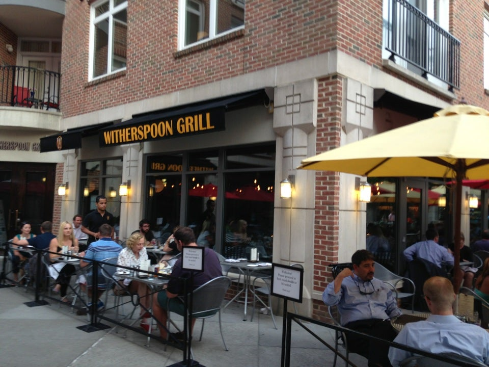 Witherspoon Grill In Princeton Parent Reviews On Winnie