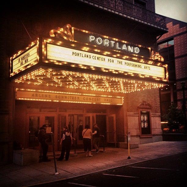 Arlene Schnitzer Concert Hall, Portland: Tickets, Schedule