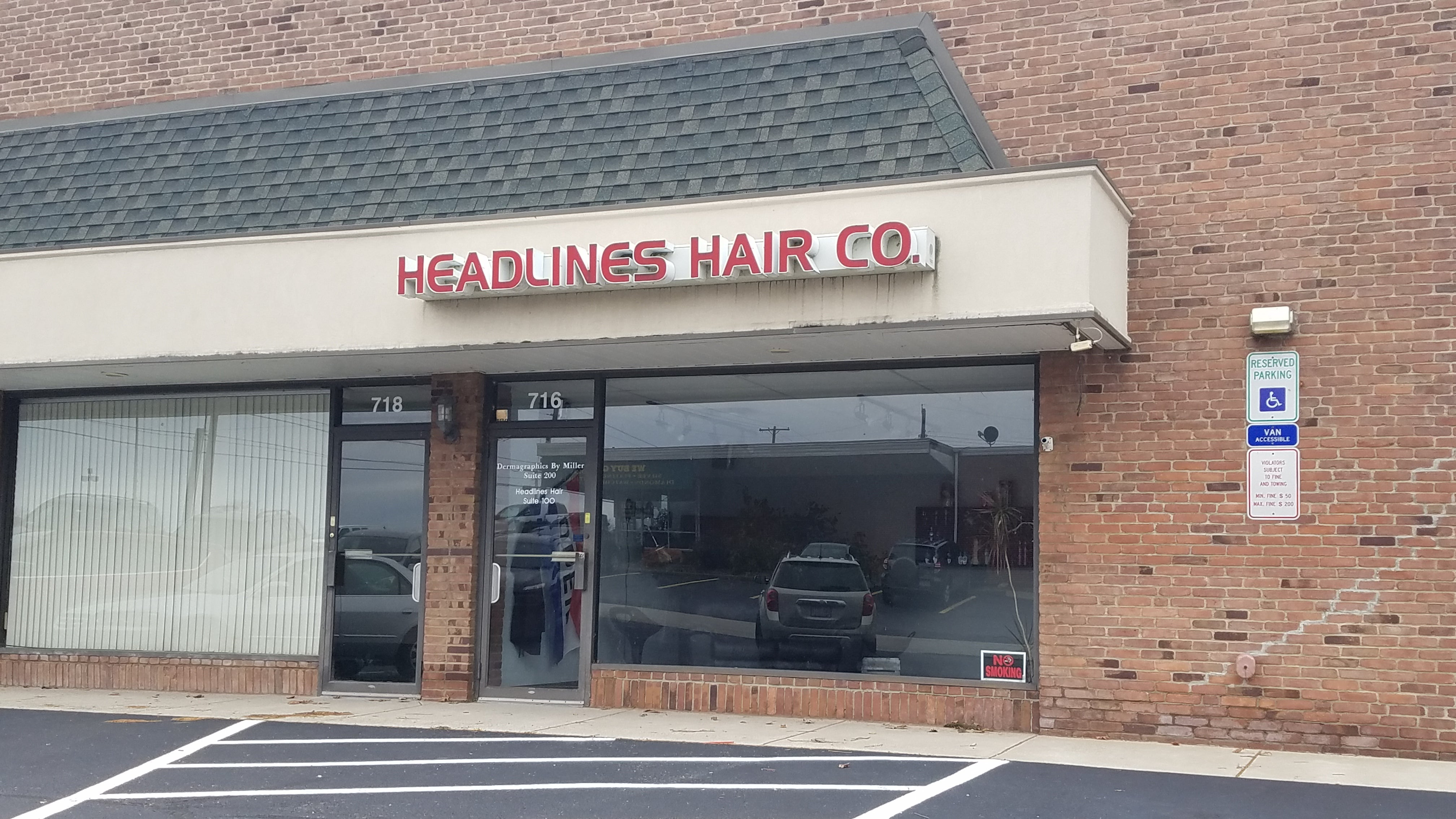 Headlines Hair Company,