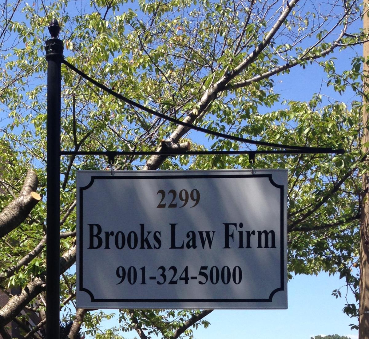 PATRICK BROOKS LAW FIRM,