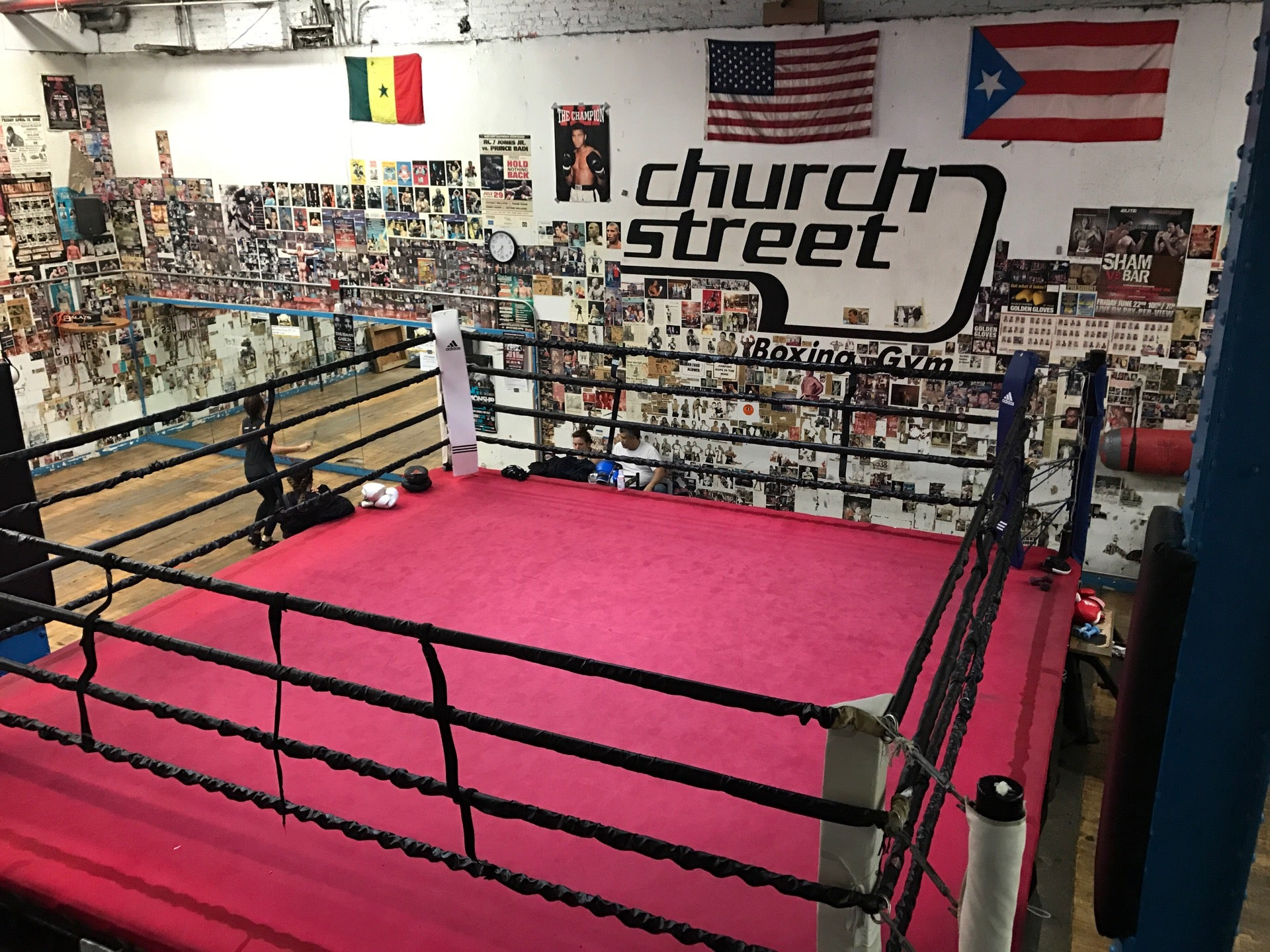 Church Street Boxing Gym in New York - Parent Reviews on Winnie