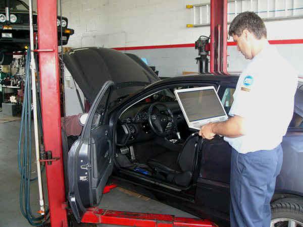EUROPEAN FINE CAR REPAIRS,
