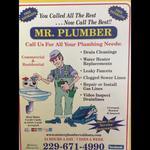 MR. PLUMBER,