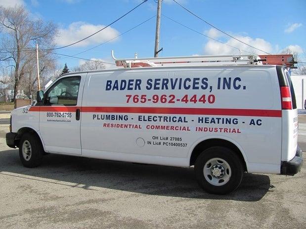 Bader Mechanical Inc.,