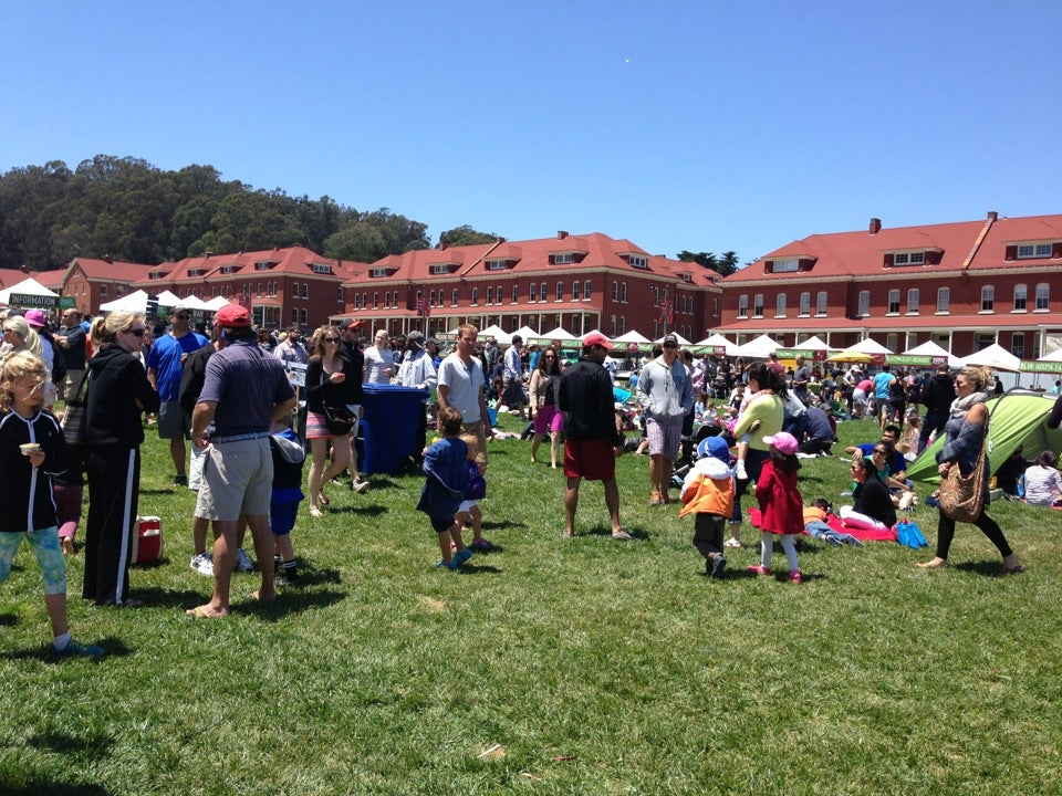 Off The Grid Picnic In The Presidio In San Francisco Parent