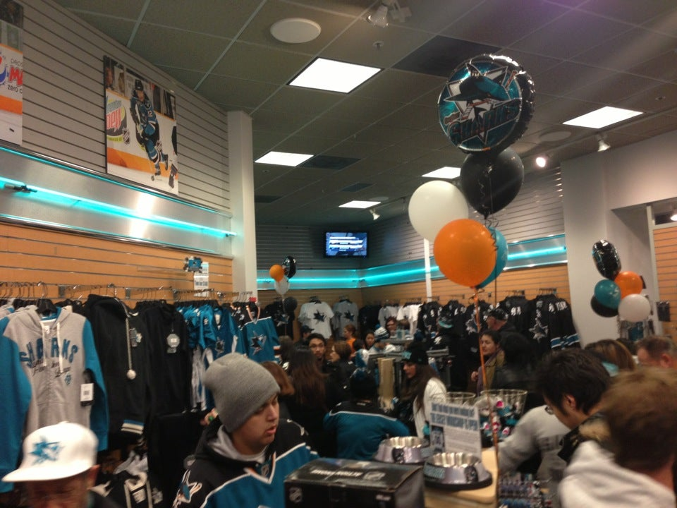 new style 06658 4d9ac San Jose Sharks Store in San Jose - Parent Reviews on Winnie