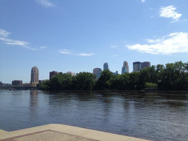 Mississippi River Cruise Minneapolis Boom Island