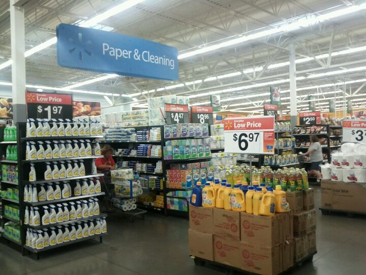 Walmart Supercenter in Saratoga Springs - Parent Reviews on
