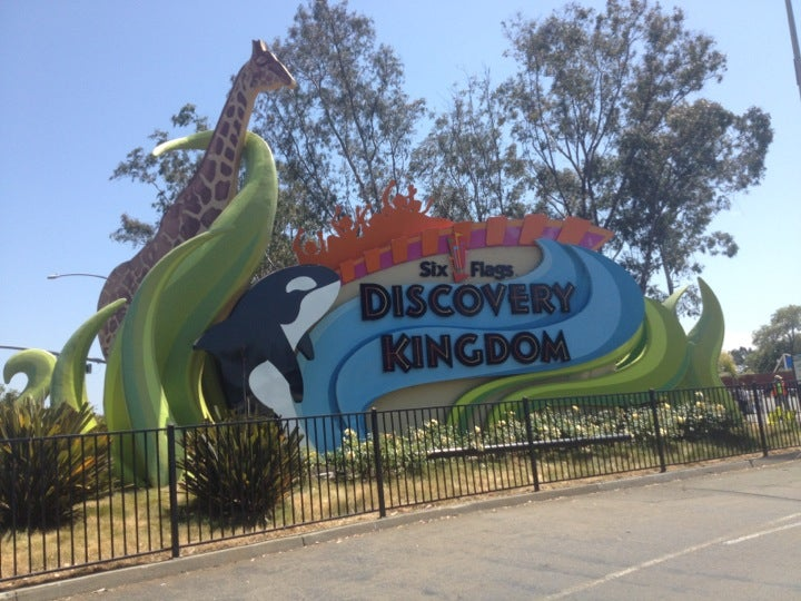 Six Flags Discovery Kingdom is at Fairgrounds Dr. This acre wildlife park, oceanarium and theme park features rides, shows, play areas and educational .