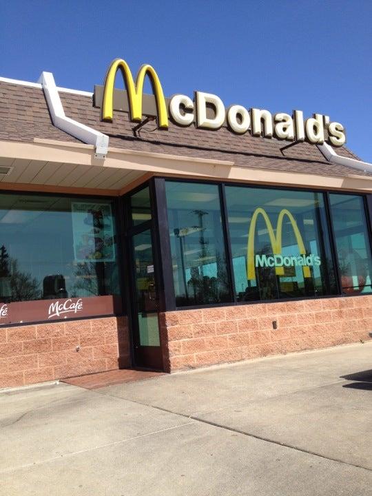 MCDONALD'S,fast food