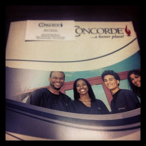 Concorde Career College Garden Grove CA United States