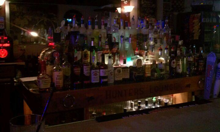 Hunter's Lounge,