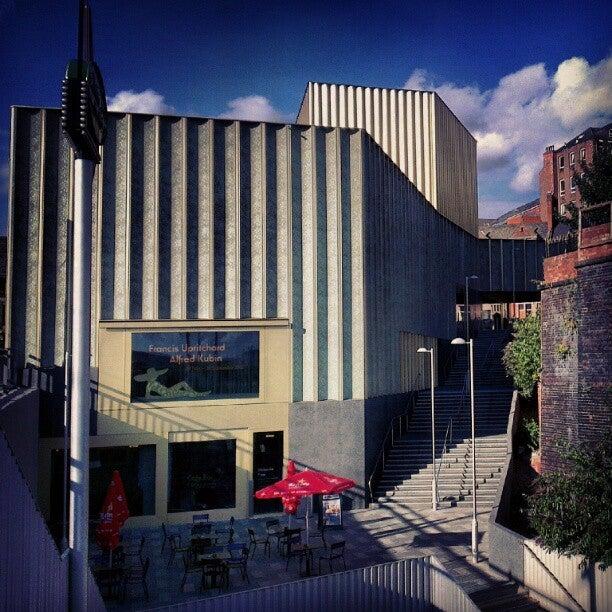 Photo of Nottingham Contemporary Art Gallery