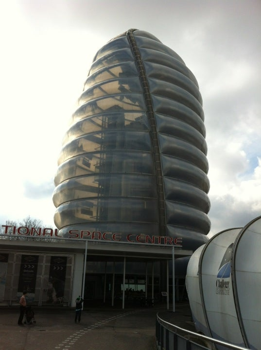 Photo of National Space Centre