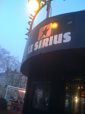 Le Sirius, Lyon - Bars, Clubs und Events weltweit - Banananights