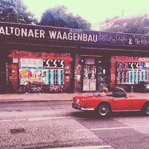 Waagenbau , Hamburg - Bars, Clubs und Events weltweit - Banananights