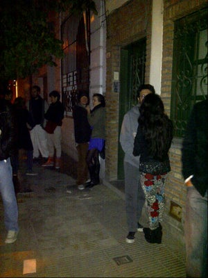 Club Silencio, Buenos Aires - Bars, Clubs und Events weltweit - Banananights