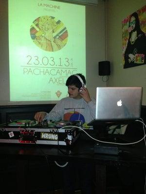 La Machine, Lille - Bars, Clubs und Events weltweit - Banananights