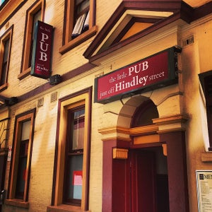 The little pub, Adelaide - Bars, Clubs und Events weltweit - Banananights