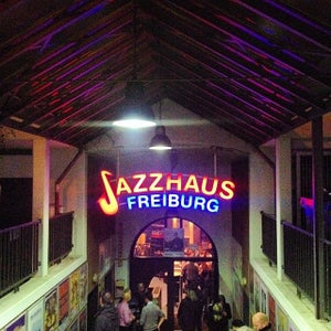 Jazzhaus, Freiburg - Bars, Clubs und Events weltweit - Banananights