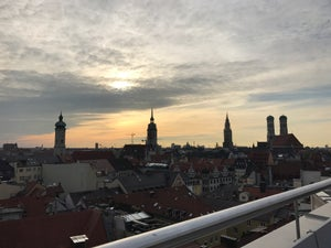 China Moon Roof Terrace, München - Bars, Clubs und Events weltweit - Banananights