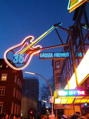 Große Freiheit 36, Hamburg - Bars, Clubs und Events weltweit - Banananights