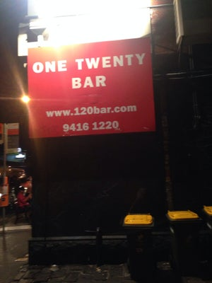 One twenty bar, Fitzroy - Bars, Clubs und Events weltweit - Banananights