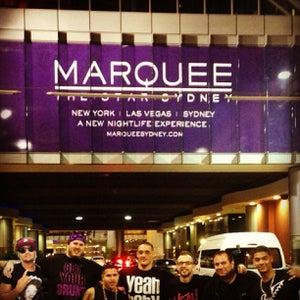Marquee, Pyrmont - Bars, Clubs und Events weltweit - Banananights
