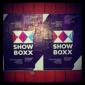 Showboxx, Dresden - Bars, Clubs und Events weltweit - Banananights