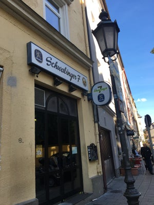 Schwabinger 7, München - Bars, Clubs und Events weltweit - Banananights