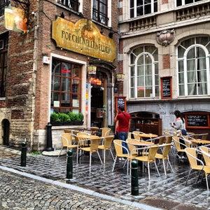 Poechenellekelder, Brüssel - Bars, Clubs und Events weltweit - Banananights