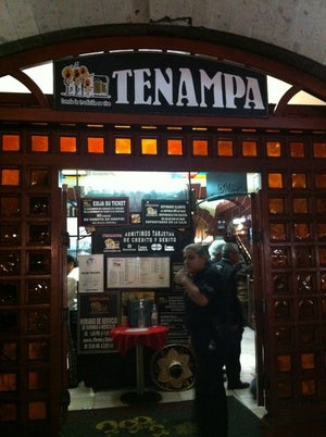 Tenampa, Mexico City - Bars, Clubs und Events weltweit - Banananights