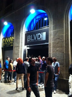 Boulevard Culture Club, Barcelona - Bars, Clubs und Events weltweit - Banananights