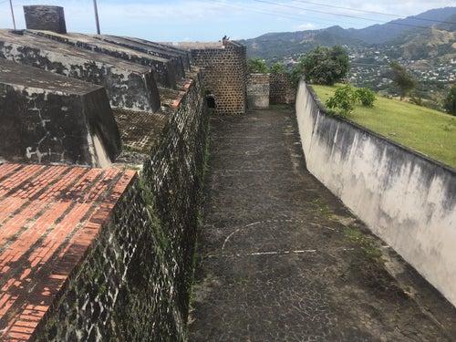 Fort Charlotte, Saint Vincent_6