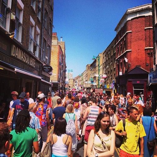 Brick Lane and Market_24